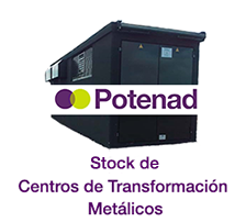centros de transformacion metalico portatil